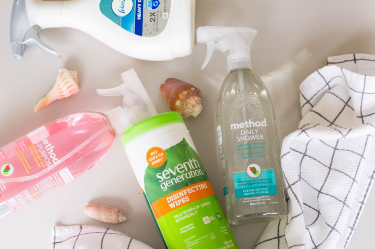 Natural cleaning supplies JAN2018-2